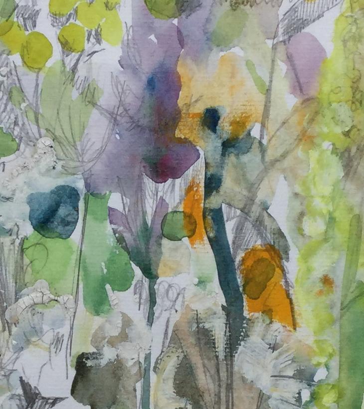 Lizzy Harvey | Artwork - Wild Flowers